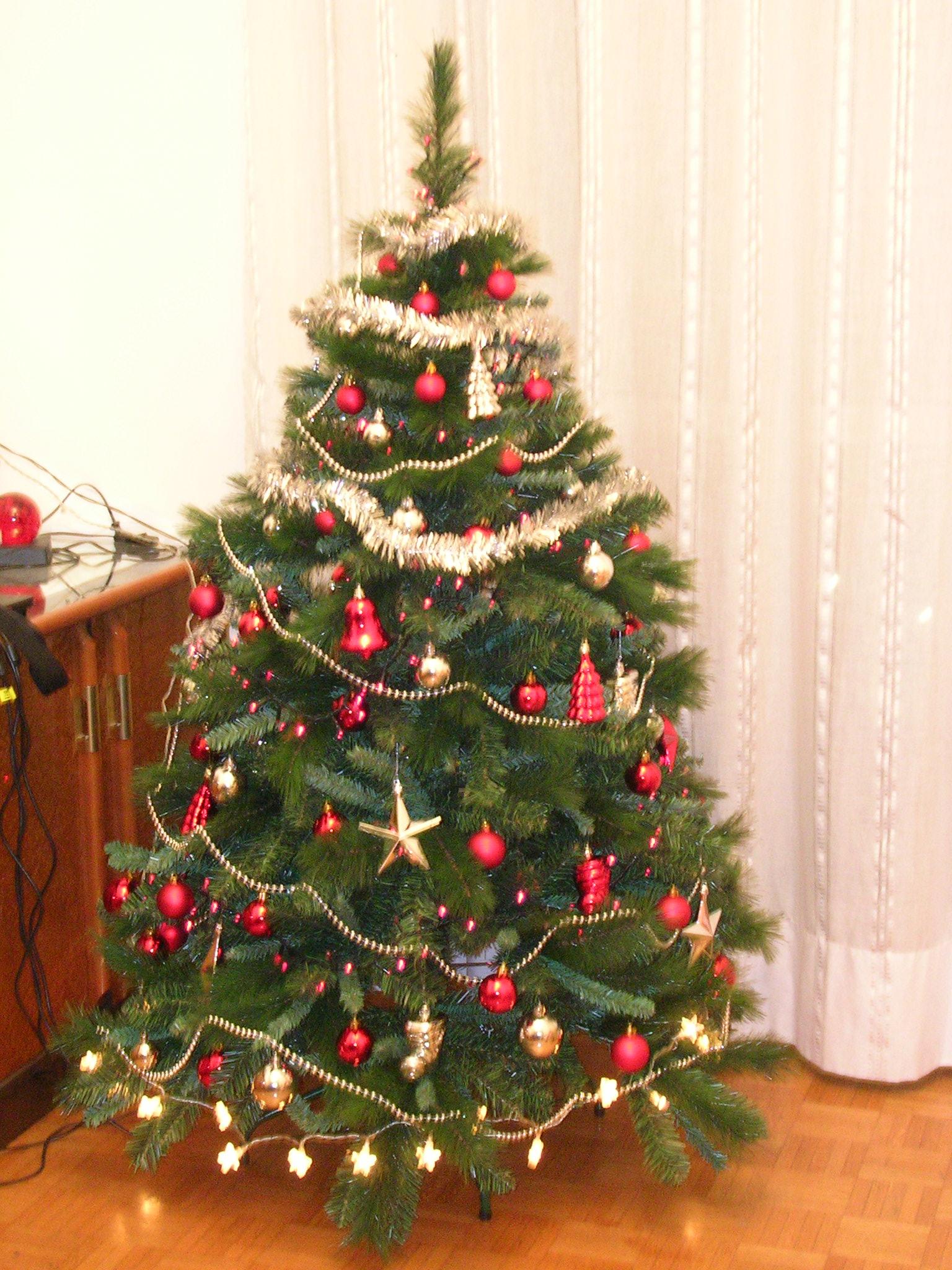 Foto Alberi Di Natale In Casa.Arrivano Le Feste Di Natale Addobbi La Casa Con L Albero O