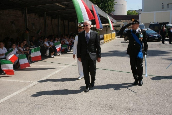 203 anni di carabinieri: la festa in caserma