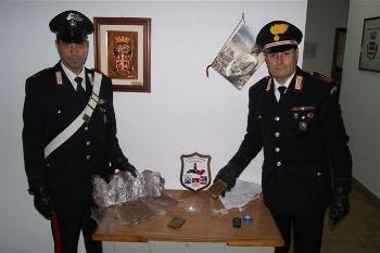 MURO LECCESE - Operazione antidroga dei Carabinieri - 17/03/2013 ...