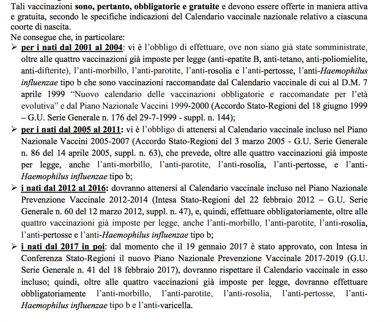 Villafranca Tirrena, vaccini obbligatori e... file interminabili!